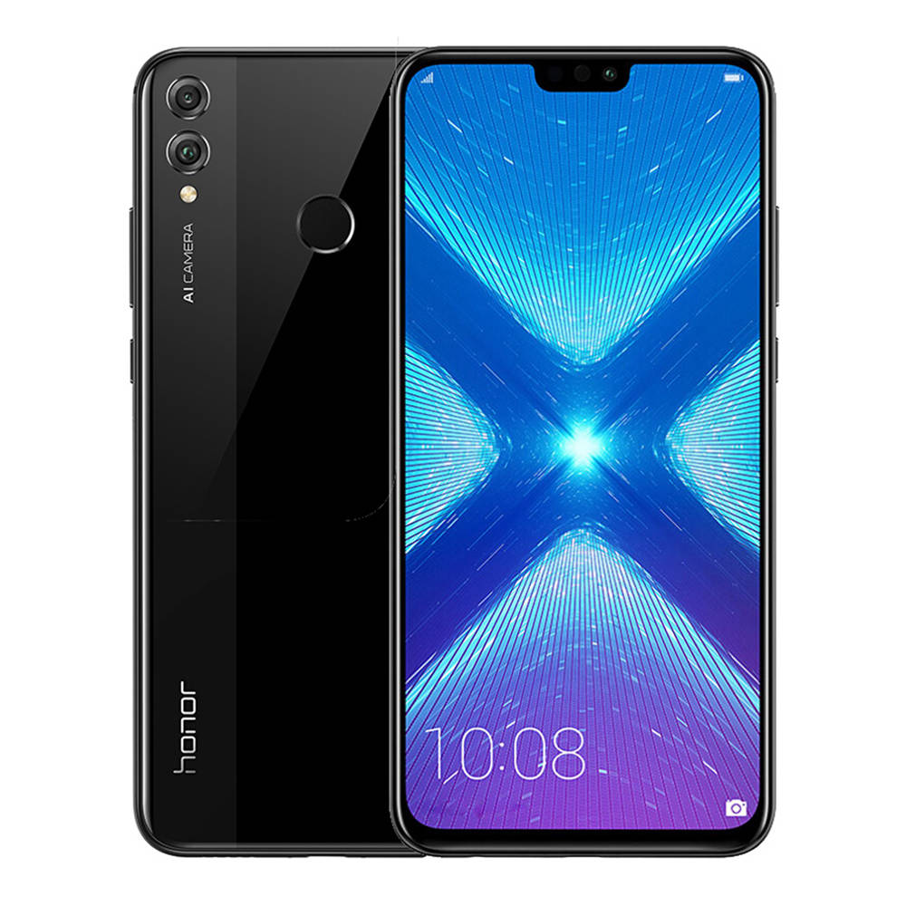 CELLULARE HUAWEI HONOR 8X 4+128GB DUOS BLACK EUROPA